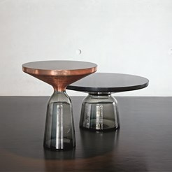 Bell Coffee Table Copper